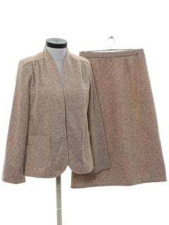 1970's Womens Suit