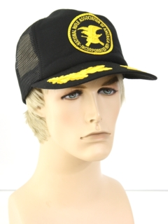 1980's Unisex Accessories - Trucker Baseball Hat