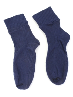 1940's Unisex Accessories - Socks