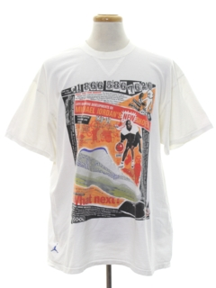 1990's Unisex Wicked 90s Michael Jordan Nike T-shirt