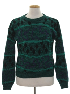 1980's Mens Totally 80s Style Cosby Sweater