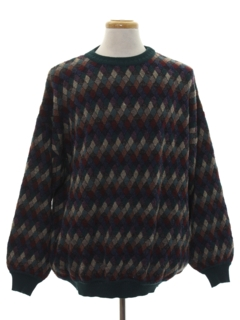 1990's Mens Wicked 90s Cosby Sweater