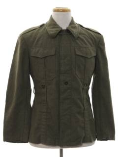 1950's Mens Military Ike (Eisenhower) Jacket