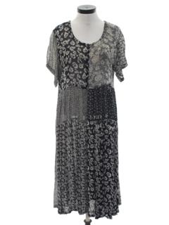 1990's Womens Dress