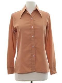 1970's Womens Sport Shirt