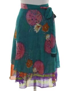 1990's Womens Hippie Skirt