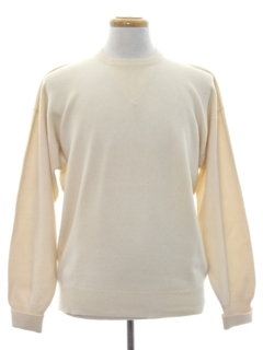 1980's Mens Cashmere Sweater