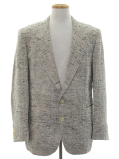 1980's Mens Totally 80s Blazer Sport Coat Jacket