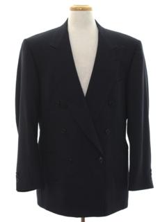 1990's Mens Tuxedo Blazer Jacket