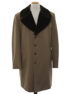 1970's Mens Coat Jacket