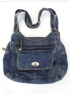1990's Womens Accessories - Denim Purse