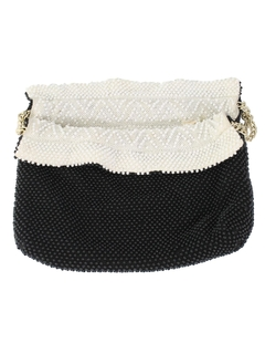 1960's Womens Accessories - Beaded Clutch Purse