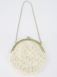 1960's Womens Accessories - Beaded Cocktail Purse