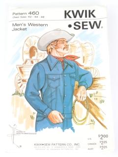 1970's Mens Pattern
