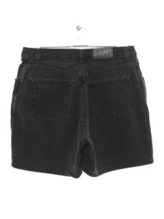 1980's Womens Denim Jeans Shorts