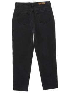 1990's Womens Highwaisted Denim Jeans Pants