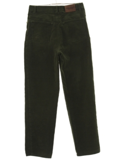 1990's Womens Tapered Leg Corduroy Pants