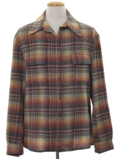 1970's Mens Board Style Sport Shirt