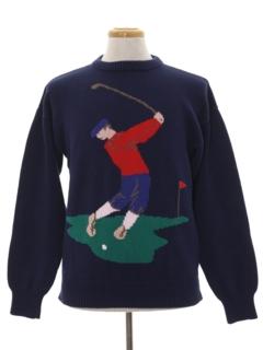 1990's Mens Sweater