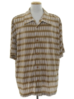1990's Mens Club/rave Shirt