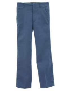 1960's Mens/Boys Flared Slacks Pants