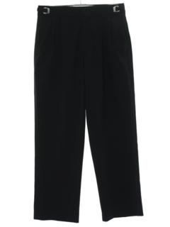 1990's Mens Tuxedo Pants