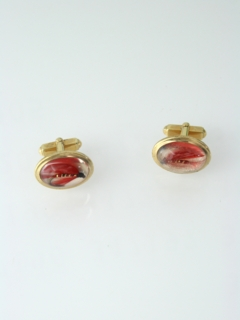 1960's Mens Accessories - Fishermans Cufflinks