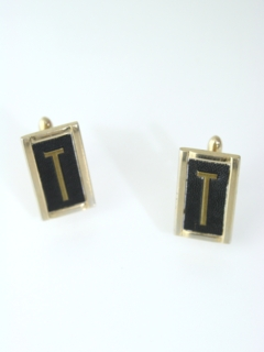 1950's Mens Accessories - Cufflinks