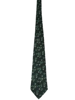 1940's Mens Stitched Necktie