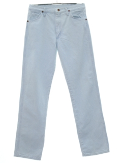 1980's Unisex Totally 80s Denim Jeans Pants