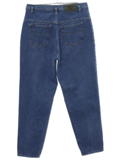 1990's Womens Highwaisted Denim Mom Jeans Pants