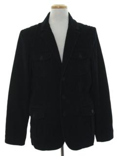 1980's Mens Corduory Blazer Sport Coat Jacket
