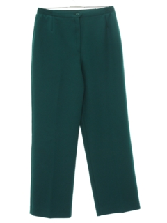 1980's Womens Knit Pants