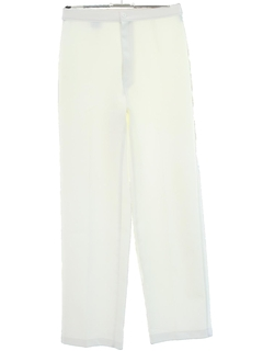 1980's Womens High Waisted Tapered Knit Pants