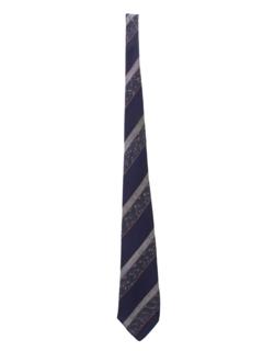 1930's Mens Diagonal Necktie