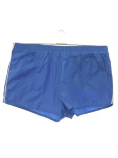 1980's Mens Running Shorts