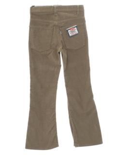 1970's Levis Durwale 646 Unisex Levis Rare 646 Bellbottom Corduroy Jeans Pants