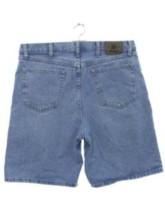 1990's Mens Denim Shorts