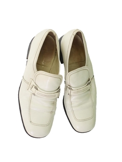 1970's Mens Accessories - Pimp Loafer Shoes