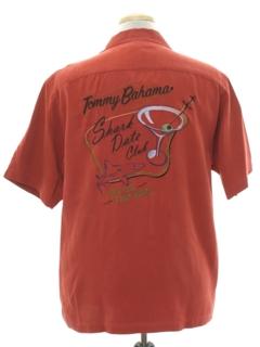 1990's Mens Bowling Shirt