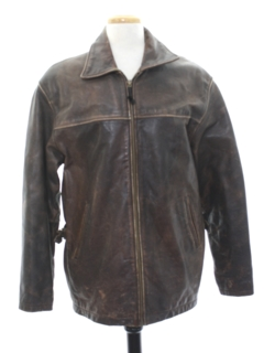 1990's Mens Leather Jacket