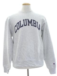 1990's Mens College Sweatshirt