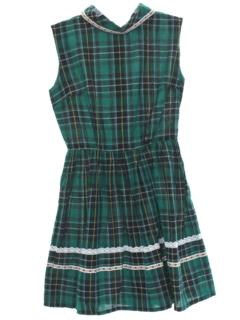 1980's Womens Day Dress
