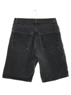 1980's Mens Denim Jorts Shorts