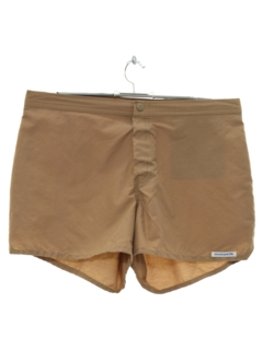 1980's Mens Totally 80s Surf Shorts