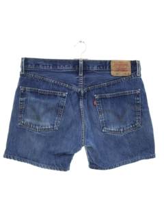 1990's Unisex Denim Shorts