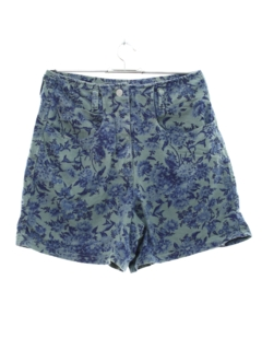 1990's Womens High Waisted Shorts