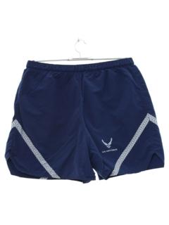 1990's Unisex Military Sport Shorts