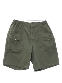 1980's Mens Boyscout Shorts