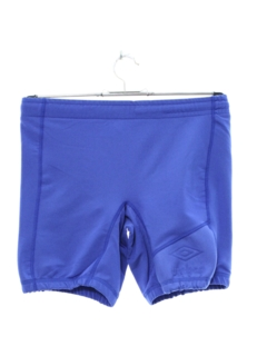 1990's Mens Compression Bike Shorts